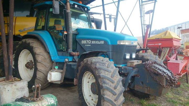 Ford 8870 - 1997