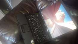Hp Compaq nc6320 core2duo laptop for sale, 2ghz cpu, 1gb ram,60gb hdd.