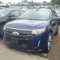 Ford Edge 2012 SPORT. Direct tokunbo