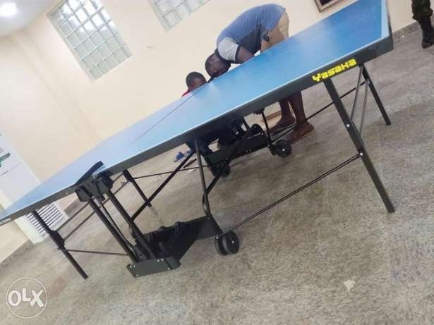 Yasaka aluminum Table with All the accessories Brand new imported Lekki - image 2