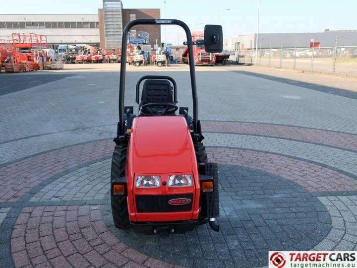 Goldoni Base 20SN Tractor 4WD Diesel 20.4HP NEW UNUSED - image 2