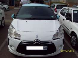2010 Citroen DS3 1.6 Techno Automatic