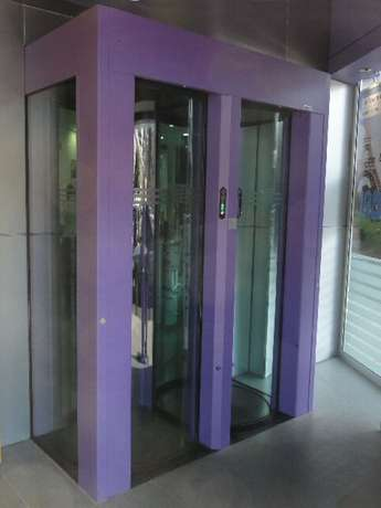 Man Trap Security Booth For Banks,Shopping Mall ETC Benin City - image 3