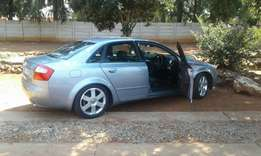 AUDI A4 1.8T Limited Edition / swap