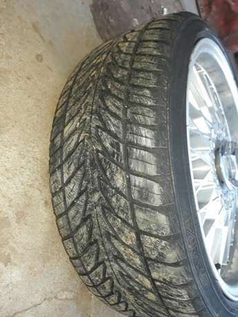 Urgent Eagle Mags with new tyres Pietersburg North - image 1