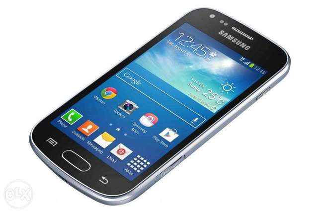 QUICK SALE! Samsung Galaxy Trend Plus comes with free memory card Karen - image 2