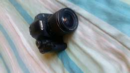 Canon 450D Camera with Lens