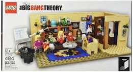 Big Bang Theory Lego ideas