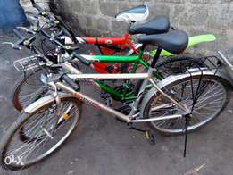 Cheap serviced bikes for your children, worry no more.