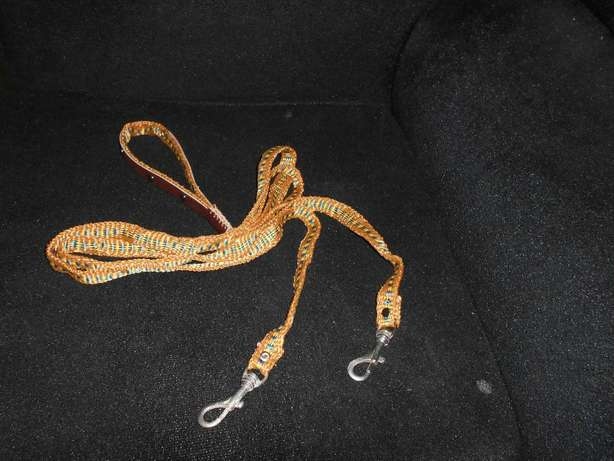 Double Sided Leash for walking 2 dogs -Pupps Donholm - image 3