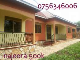 2 bedroom house in najeera at 500k