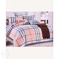 Generic Duvet And Bed Sheet With Four Pillow Case