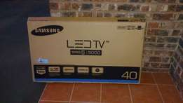 "Brand new Samsung L.E.D TV 40"" inch"