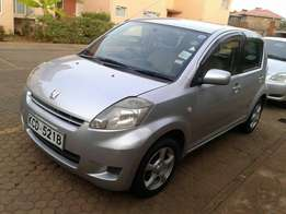 2008 Passo Silver very clean