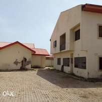 5 bedroom duplex for sale at Gwarinpa Abuja