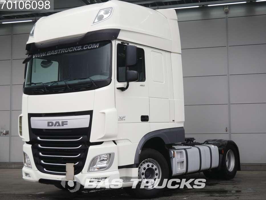 DAF XF 460 SSC 4X2 Intarder ACC Euro 6 - 2015