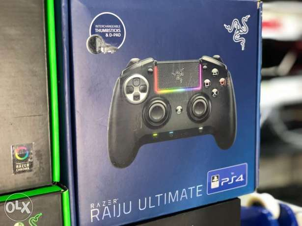 Razer PS4 Tournament Edition Pro