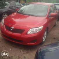 Tokunbo Toyota Corolla, 2010, Very OK To Buy From GMI.