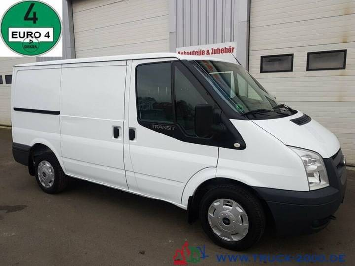 Ford Transit FT 260 2.2TDCI City Light AHK 3 Sitzer - 2011