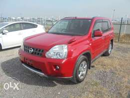NISSAN / X-TRAIL CHASSIS # NT31-038 year 2009