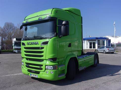 Scania R580 - 2017