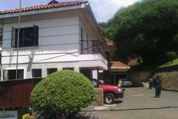 6 bdrm double storey house to let as an office in new muthaiga