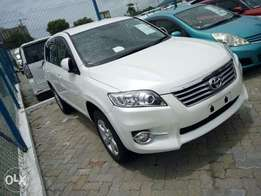 NEW Toyota Vanguard Pearl White KCP Number model 2010