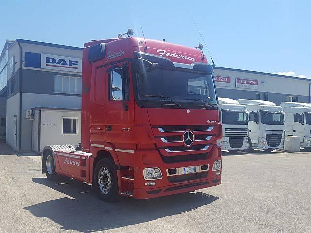 Mercedes-Benz Actros 18.48 - 2011