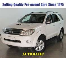 2682 Toyota Fortuner 3.0 D-4D 4X2 R/body At