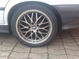 """Bmw 17 mags swop for 15"""""""