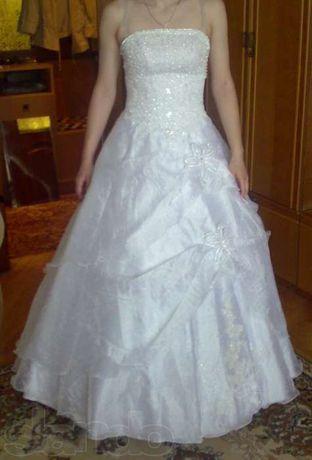 4225835da8717c Весільна сукня за символічну ціну: 600 грн. - Весільні сукні Луцьк ...