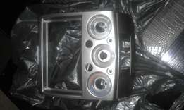 Central consol for Ford Ranger from 2007 model