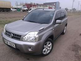 Nissan Xtrail sold with a full tank fuel..