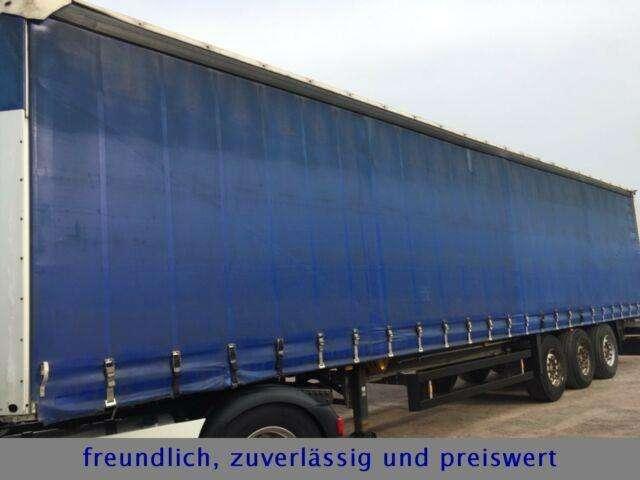 Schmitz Cargobull So1 * Xl Certificate *lift * Edschsa * - 2007