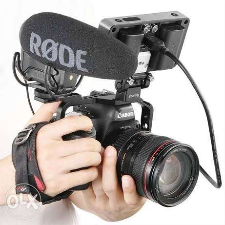 SmallRig dslr cage for canon 6D Mark II