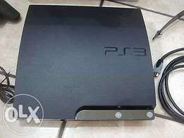 Playstation 3 with video games offer
