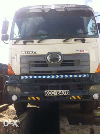 hino double steering tipper Greenspan - image 1
