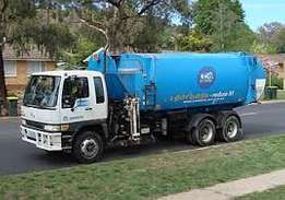 we clear septic tanks & sewage