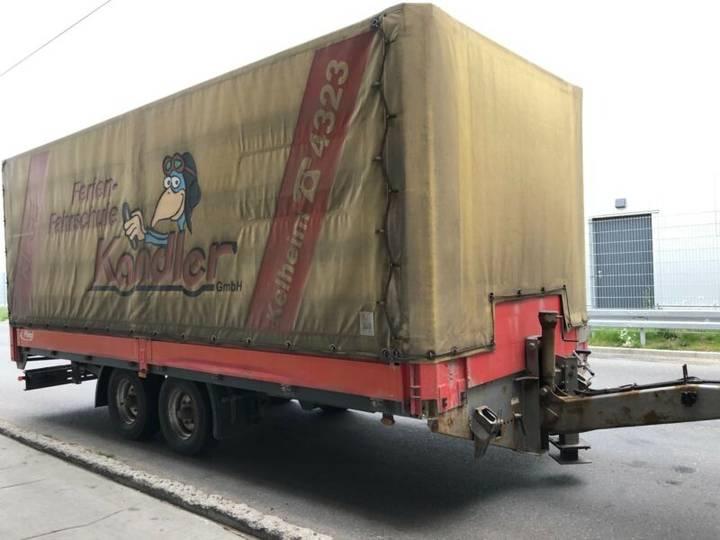 Fliegl TPS 100 u002F Tanden u002F Fahrschul - 2006