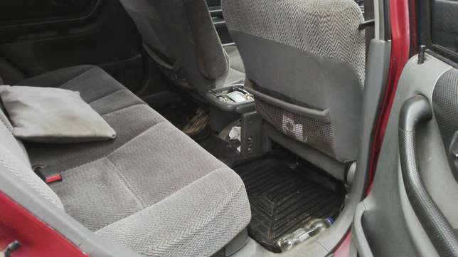 Nigerian used honda accord very clean first body Agege - image 5
