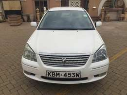 Toyota Premio very clean trade in accepted