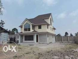 Comely 4 Bedroom house in Ngong