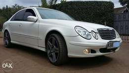 Mercedes Benz E240,KBK,Auto,Petrol,2004, Ksh 1,400,000 Negotiable