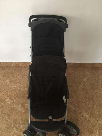 Fairly Used Chicco Cortina Together Double Stroller, Ombra Lekki - image 7