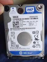 500Gb WD laptop hard drive (or swop for 1tb desktop hdd)
