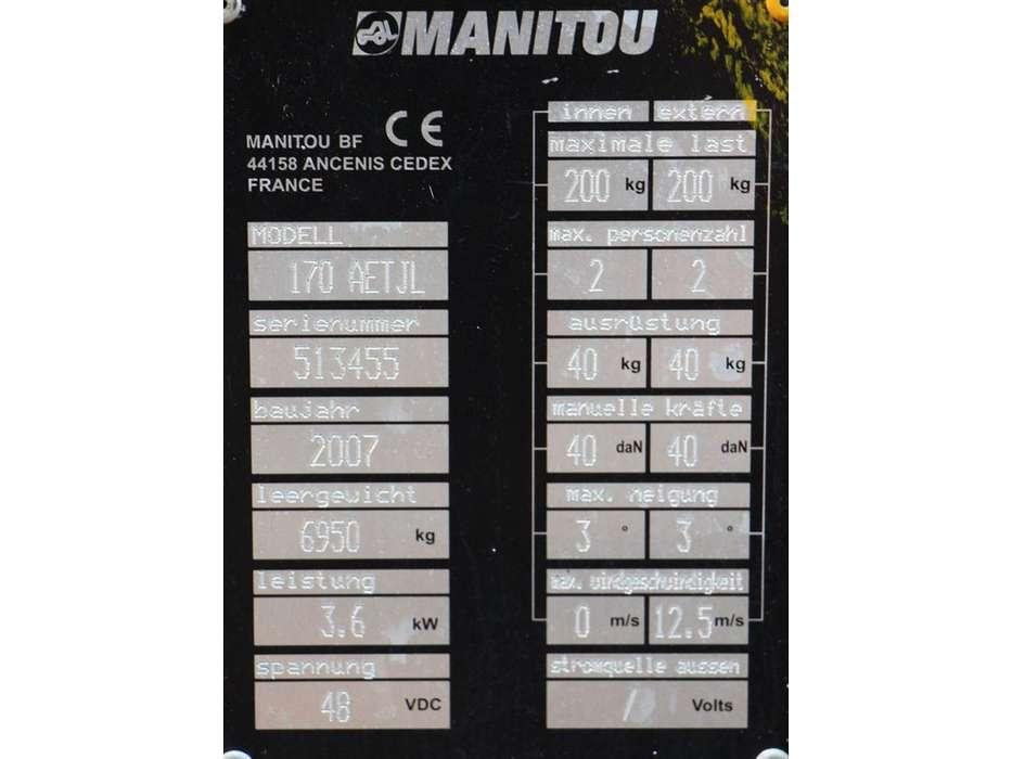 Manitou 170AETJ L - 2007 - image 4