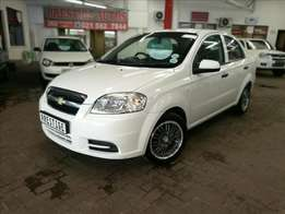 2010 Chevrolet Aveo 1.6 LS A/T 118000km, Service History, Frontloader