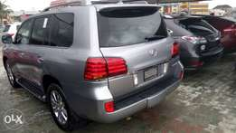 Lexus LX570, first body, full duty payment, full option, buy and drive
