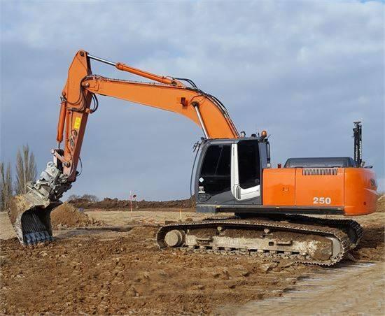 Hitachi Zx250 Lc-3 - 2008
