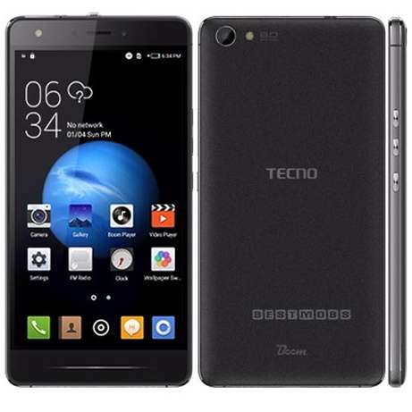 Tecno J8 Boom 4G, Ksh.8500, Flip cover, clean as new condition Nairobi CBD - image 1